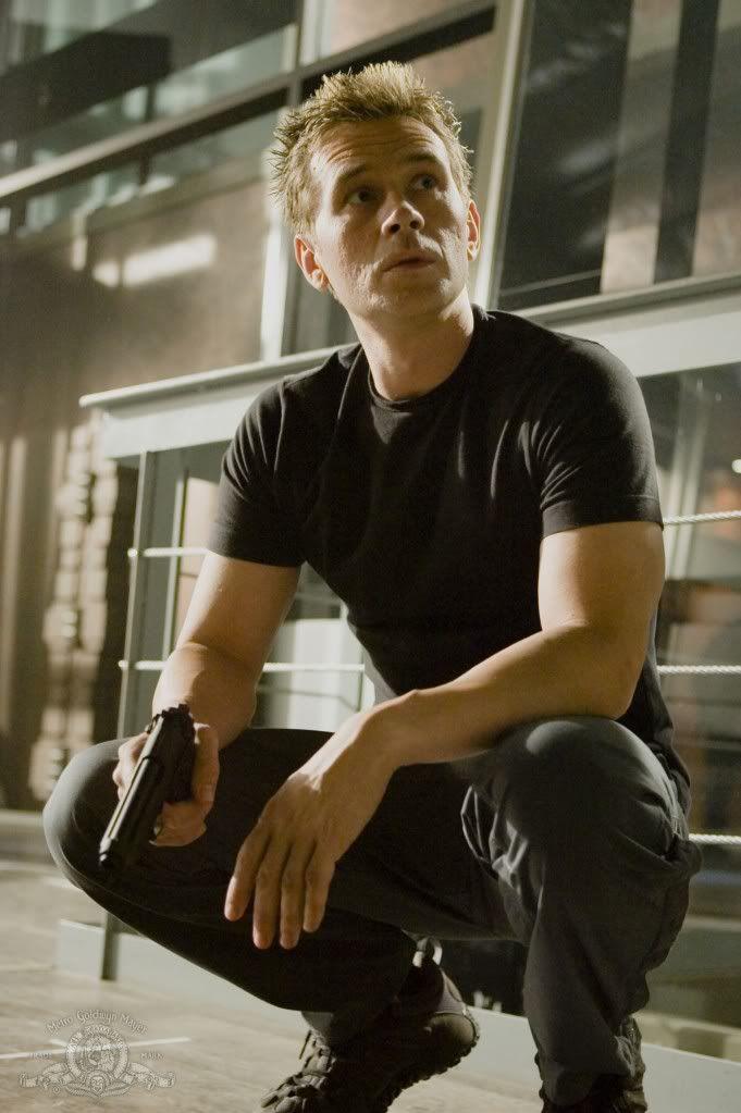 Connor Trinneer is Michael Kenmore, Stargate Atlantis