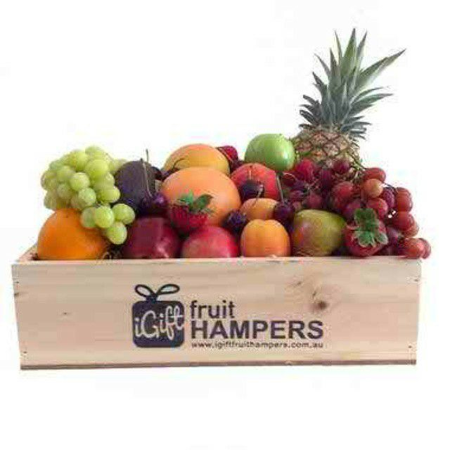 FRUIT HAMPER - MEDIUM MIXED  Fruit Only Hampers are the perfect gift for people recovering from an illness or in hospital. free shipping Australia👉 #HampersAustralia #baileys #baileysgift #gifts #freedelivery #giftbaskets #baskets #giftbasketssydney #giftbasketsmelbourne #giftbasketsaustralia #fruit #box #gifts #sympathy #birthday #anniversary #getwell
