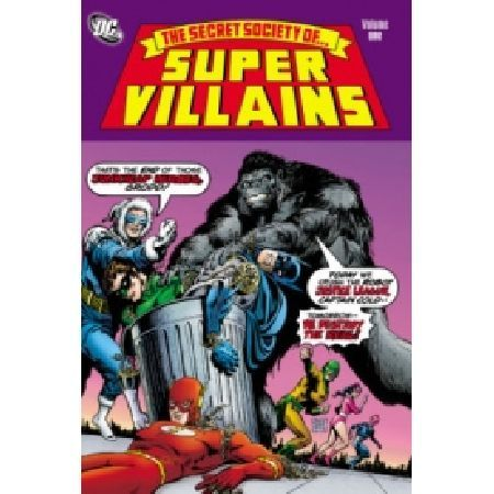 The Secret Society of Super Villains Volume 1 TP Dont miss DCs greatest villains of the 1970s all in one title - and finally back in print! When the evil New God Darkseid schemes to take over the earth he employs 10 devilish villains to carry out hi http://www.MightGet.com/january-2017-13/the-secret-society-of-super-villains-volume-1-tp.asp