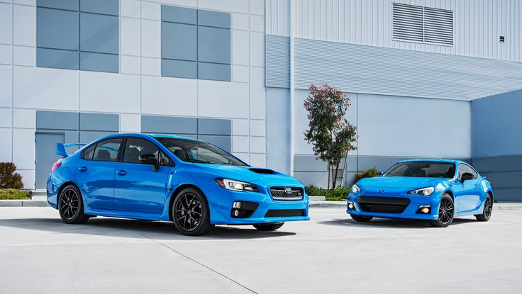 Subaru of America, Inc. has announced pricing on 2016 Series.HyperBlue limited edition BRZ and WRX STI models. Production is limited to 700 WRX STI an...