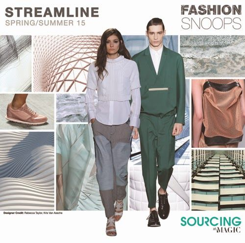 Trends // Fashion Snoops - Women'S And Men'S - Spring/Summer 2015