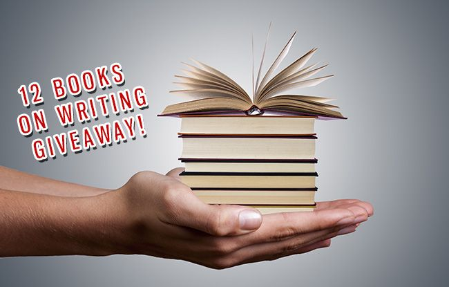 12 Books on Writing AND a Kindle Paperwhite Giveaway!