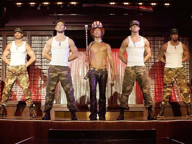 magic mike 4th of july song lyrics