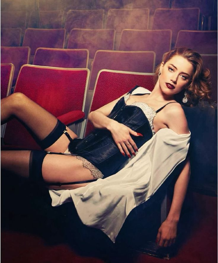 Amber Heard for Esquire Mexico February 2014