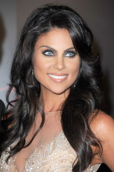 Nadia Bjorlin - my favorite soap star she is so good with the men, lol!