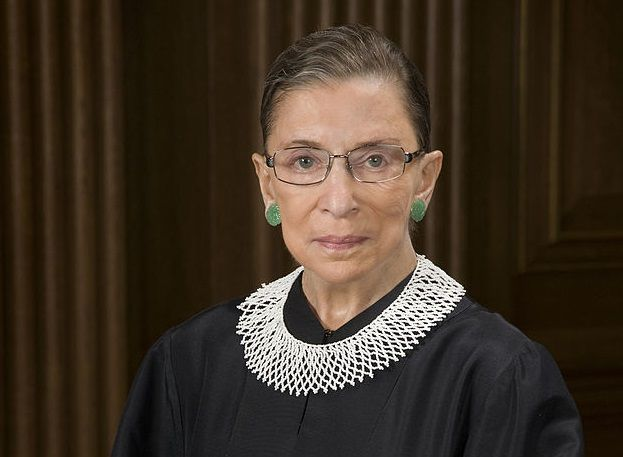 Of course she is; she's amazing.  Ruth Bader Ginsburg is emerging as an Internet sensation   The Rundown   PBS NewsHour