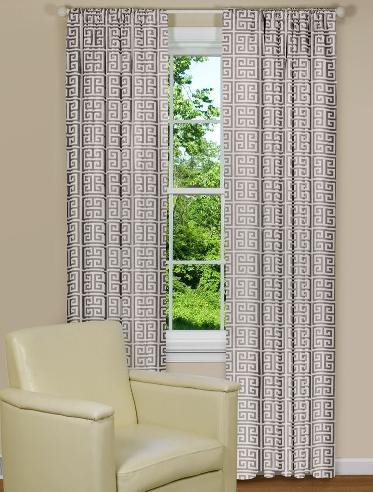 29 best Contemporary Curtains images on Pinterest Contemporary
