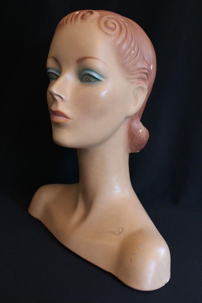 489 best art deco mannequins images on pinterest. Black Bedroom Furniture Sets. Home Design Ideas