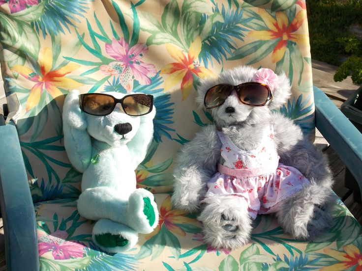 Summer time   #été#ourson#teddybears#ooak#collection#handmade#authenticity please visit our facebook page or our site