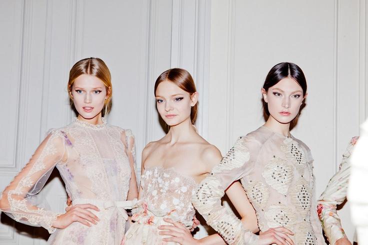 Valentino... LADIES OF Elegance