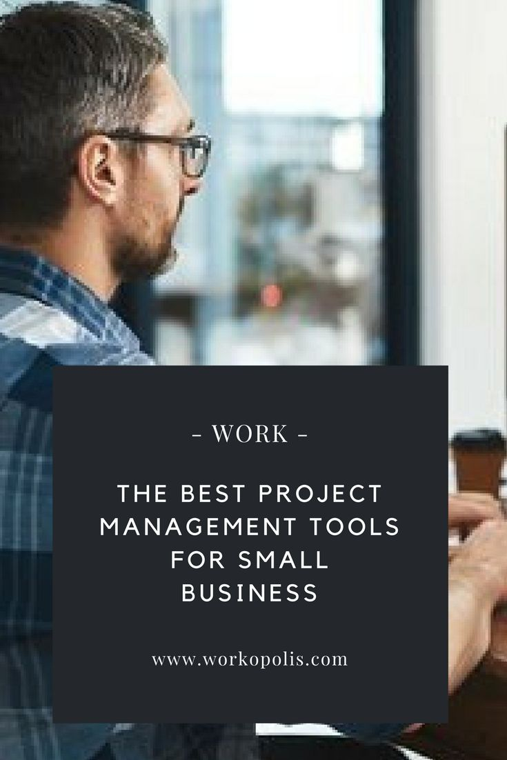 Check out the best project management tools for small business