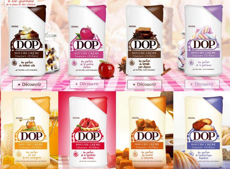 Dop Douche Crème Douceurs D'Enfance ( ils sentent trop trop bons ! )