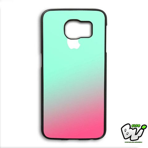 White Apple Gradient Samsung Galaxy S6 Edge Plus Case