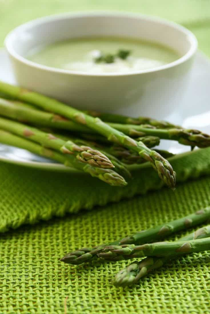 Can You Freeze Asparagus For More Than A Year Asparagus Soup