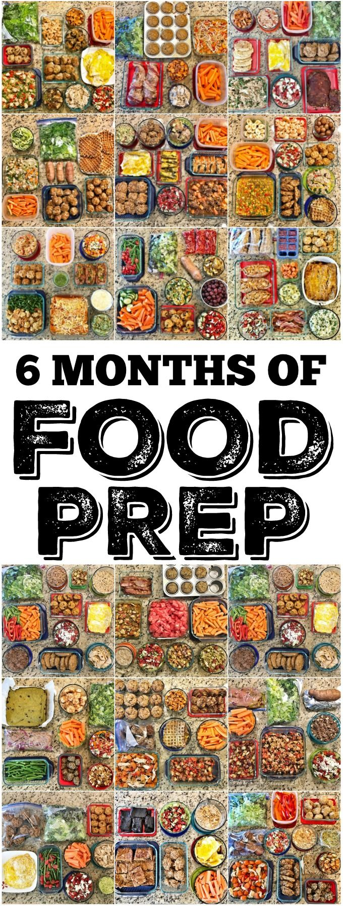I challenged myself to 6 months of food prep. That means every weekend for six months straight, I spent at least some time prepping food for the week ahead. Here's what I learned and why I recommend it.