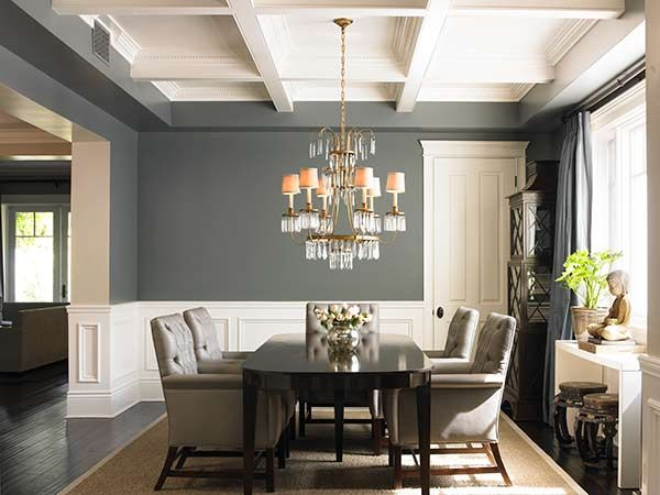 Color Of The Month September 2015 Stormy Weather Battleship And Ceilings