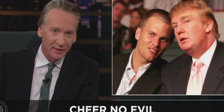 Bill Maher Hopes The Patriots Lose The Super Bowl, Because Of Donald Trump | The Huffington Post