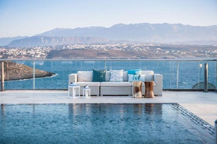 Villa in Chania, Grèce, CRECHA 833