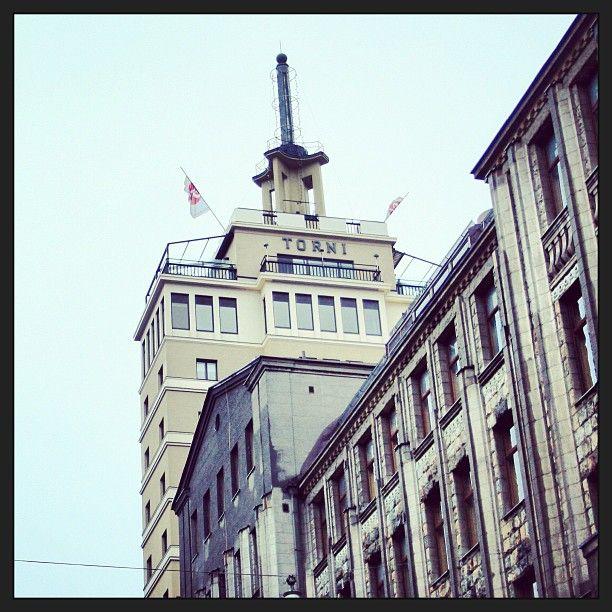 Historic Solo Sokos Hotel Torni in Helsinki