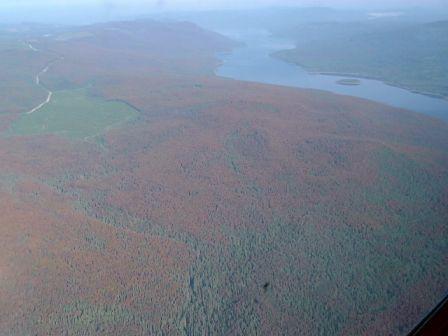 1996: Floods in Saguenay, Quebec