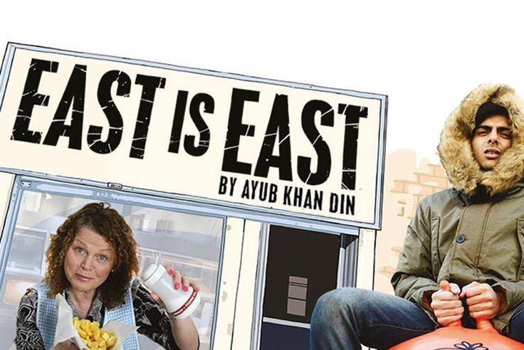 Buy East is East @ Nottingham Playhouse UK deal for just £15.00 £15 for a Band C ticket to see East is East starring Vicky Entwistle at the Nottingham Playhouse, £19 for a Band B ticket and £22 for a Band A ticket at the Nottingham Playhouse from 31st May-10th June! BUY NOW for just £15.00