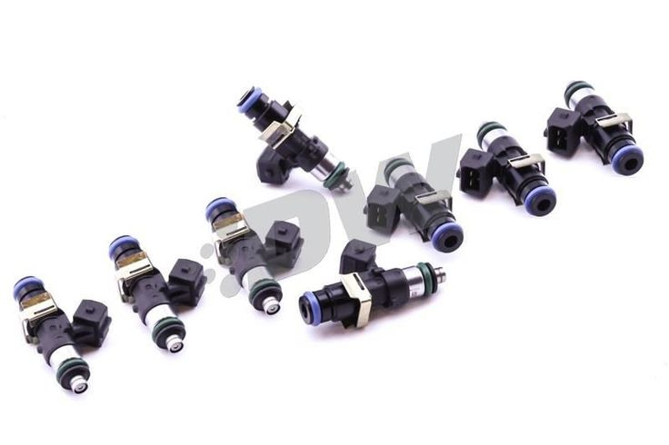 DeatschWerks 2003-2006 Mercedes-Benz SL55 S55 E55 CL55 AMG Bosch EV14 1500cc Fuel Injectors (Set of 8)