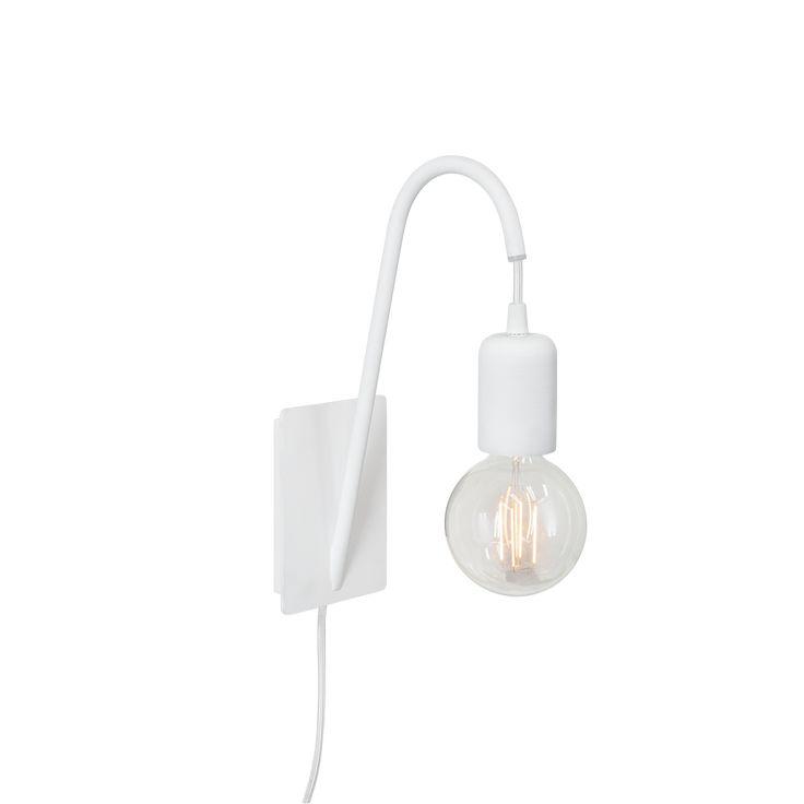 vtwonen Glow Wandlamp - Wit