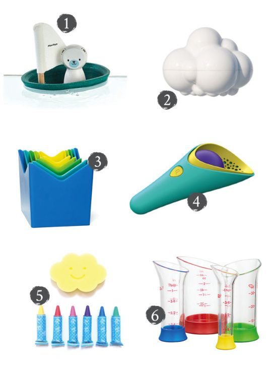 6 of the Best Bath Toys