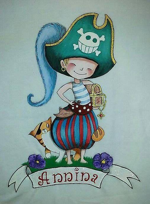 byLola / pirátka Annina