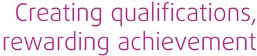 Creating Qualifications, rewarding achievement - Eisteddford etc to promote the Welsh language by encouraging assessment through the medium of Welsh