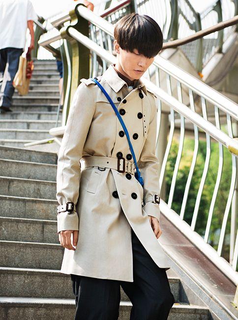 Wei Jing Yu shot by Trunk Xu in Chengdu