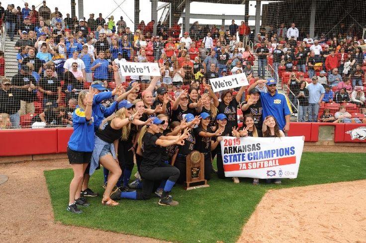Gallery 7a state softball championship university of