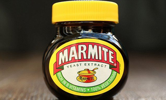 Researchers tested the impact of a daily spoonful of Marmite on 28 people over the course of eight weeks and found the yeast extract toned down the brain's response to visual stimuli by a third .