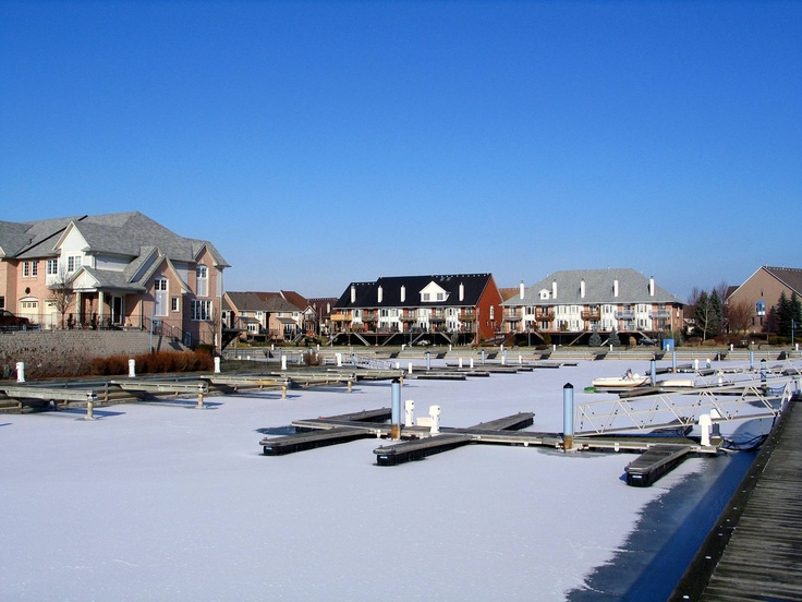 Stoney Creek Ontario - been there a few times to visit my cousin.  Alan visited them and went to Niagara on the Lake.