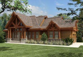 Casas de madeira, construção