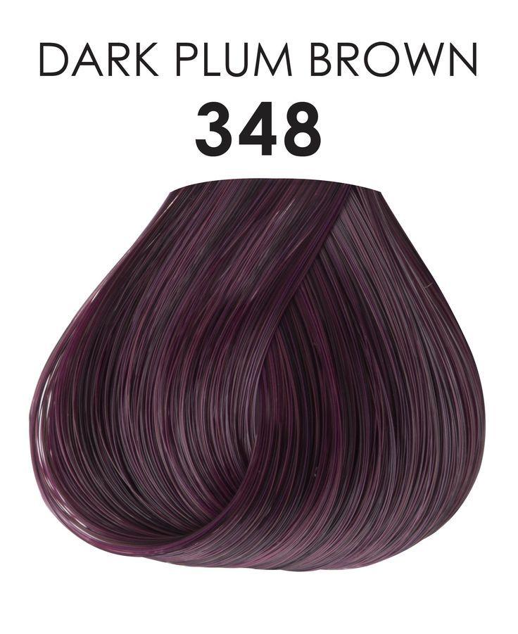 dark plum brown hair - Google Search