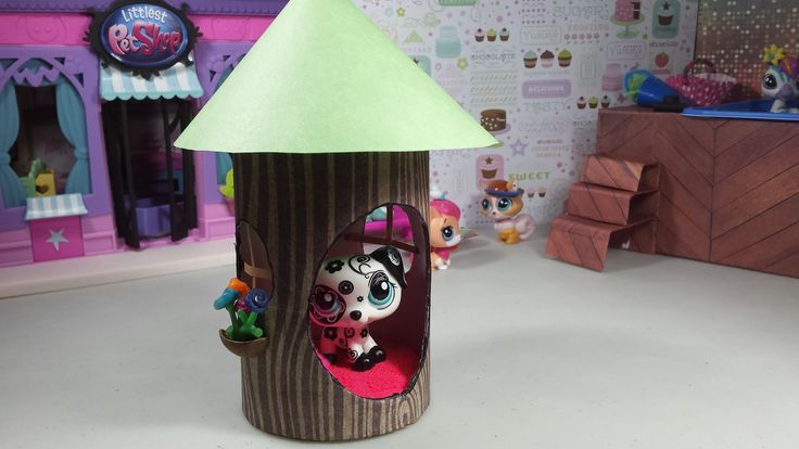 Easy DIY Custom LPS Doll Accessories: How to Make a Tiny