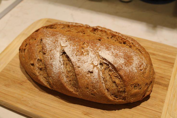 Sütőzacskóban sült kenyér recept