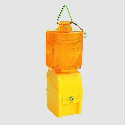 MonoLight 2 LED, Rundumlicht gelb #MonoLight #LED #Rundumlicht #Baustelle #Baustellenleuchte #Verkehrssicherung #Sicherheit #Verkehrssicherheit #VKSB
