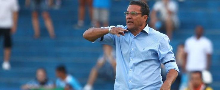 Luxemburgo recebe vaias da torcida do Grêmio