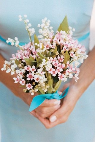 Brides Magazine: Flowers For Weddings; Lily Of The Valley (BridesMagazine.co.uk)