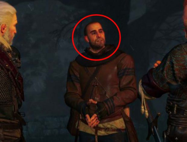 Have You Spotted This Devilish Stalker Following You Throughout 'The Witcher 3'?