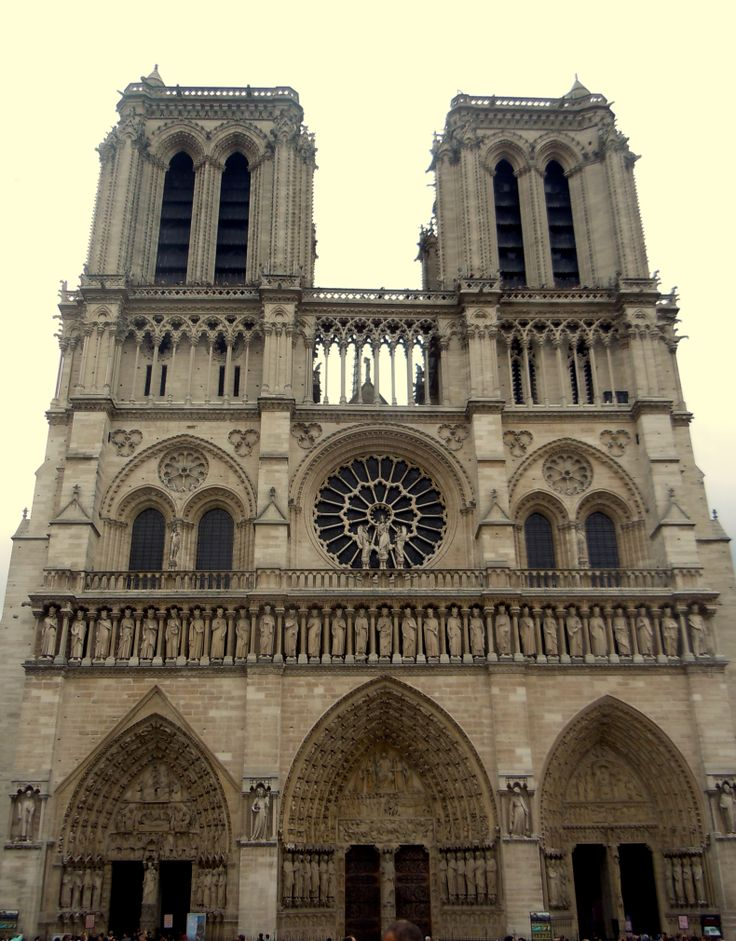 Hunchback of Notre-dame, Paris (Photo by Lexi McKenzie)