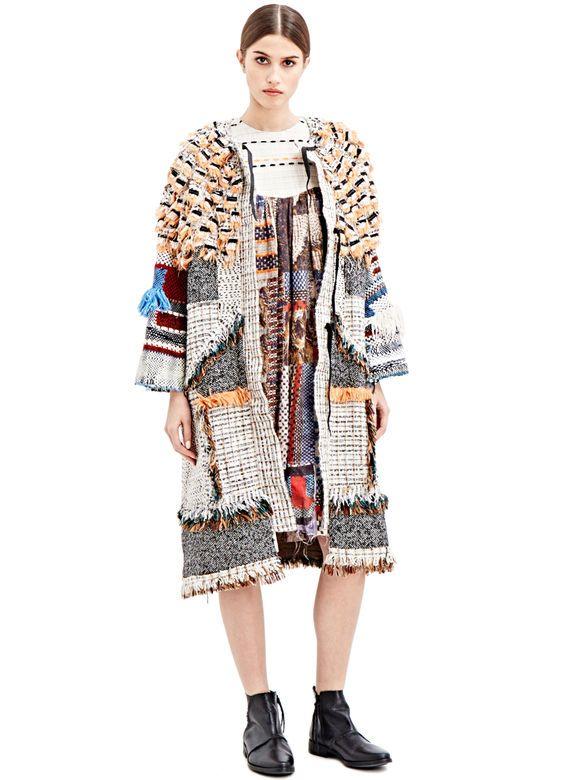 The Autonomous Collections Dress
