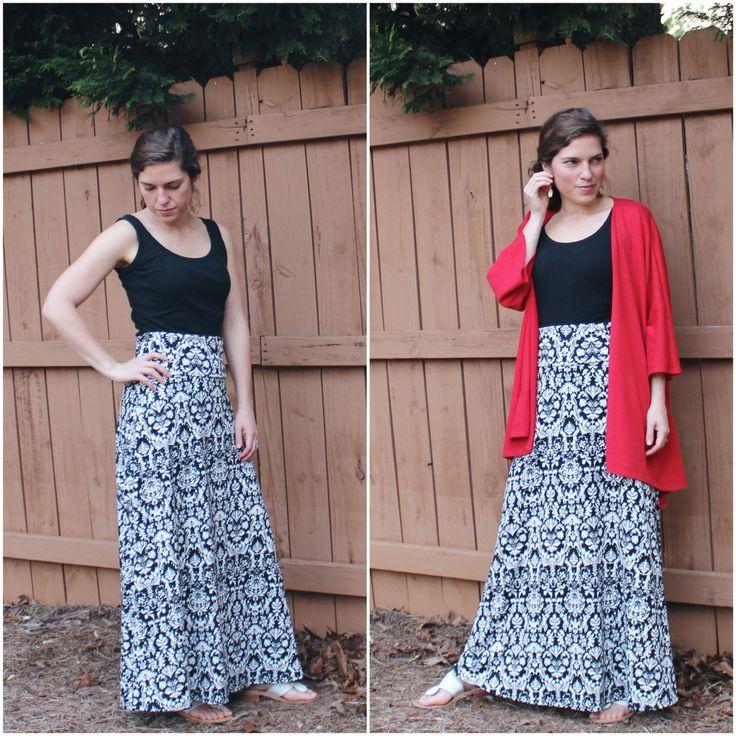 lularoe maxi skirt two ways lularoe lindsay kimono