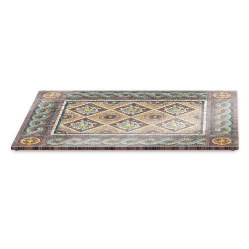 Buy the Mosaic Worktop Saver part of the English Heritage Mosaic gift collection. Buy from our online gift shop. International and next day delivery available.