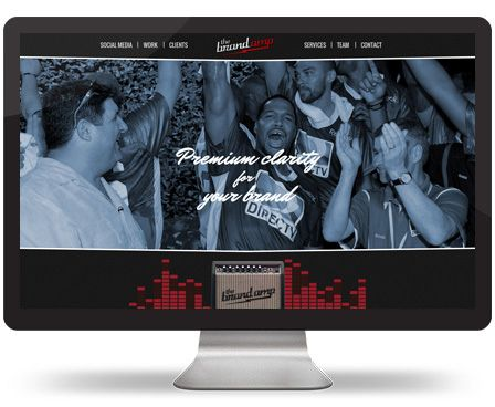 Brand Amp | Monitor
