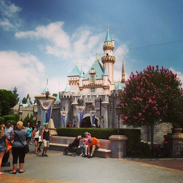 If you've never been to Disneyland, then this is a must have, at least once in your lifetime! - Disneyland Resort in Anaheim, CA