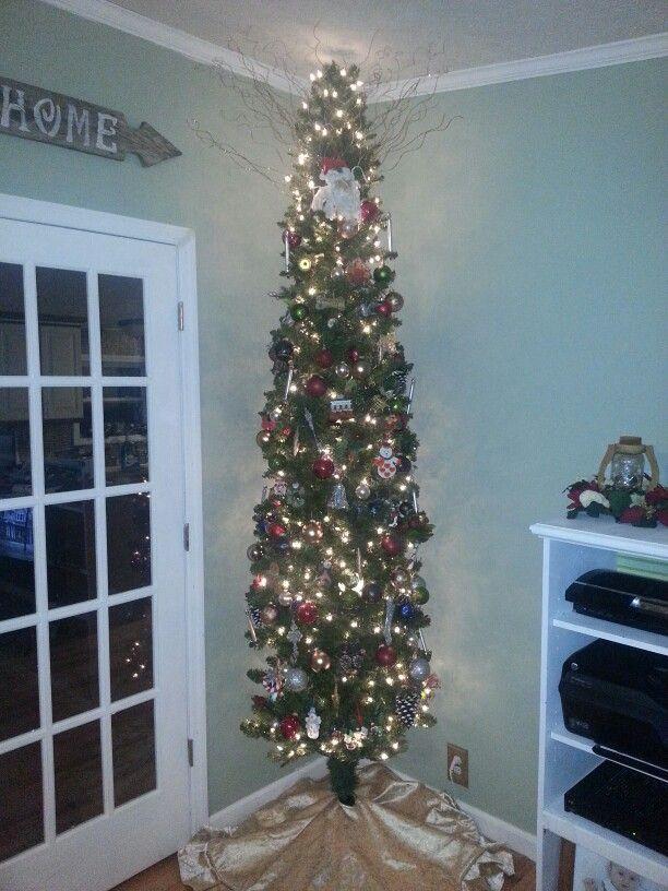 9ft pencil Christmas tree | Holidays | Pinterest | Christmas, Pencil  christmas tree and Christmas decorations. - 9ft Pencil Christmas Tree Holidays Pinterest Christmas, Pencil