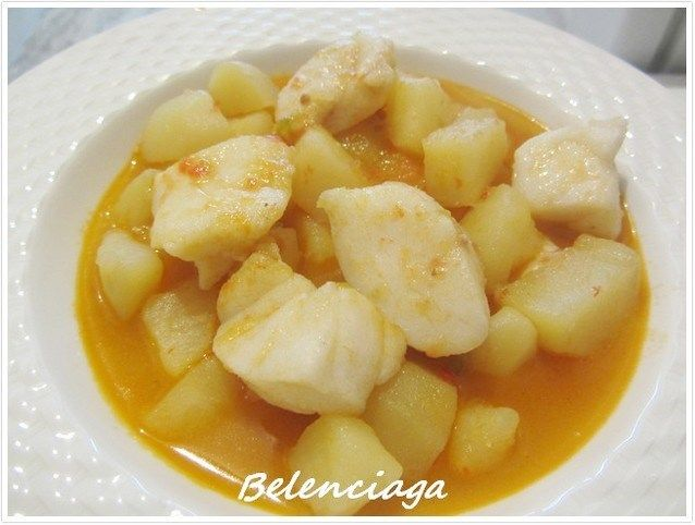204 best pescado images on pinterest fish pisces and snacks - Patatas con bacalao fresco ...
